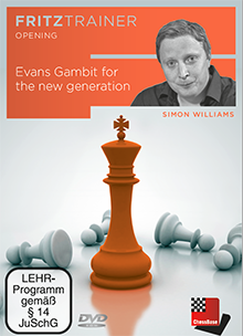Evans Gambit for the new generation