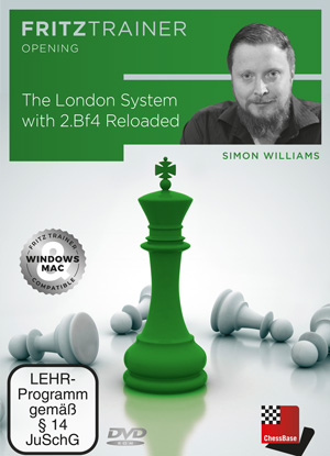 The London System with 2.Bf4 Reloaded