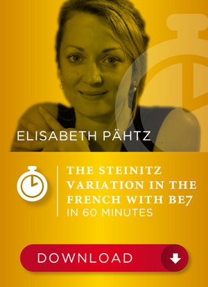 The Steinitz Variation in the French with Be7