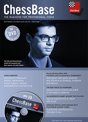 ChessBase Magazin 197