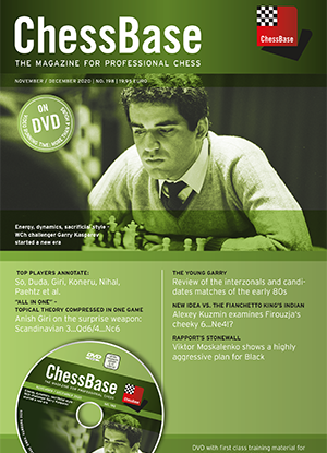 ChessBase Magazin 198