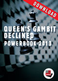 Queen's Gambit Declined Powerbook 2013