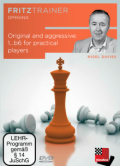 Original and aggressive: 1...b6 for practical players