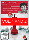 The Fashionable Caro-Kann Vol.1 and 2
