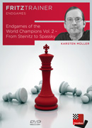 Endgames of the World Champions Vol. 2 - from Steinitz to Spassky