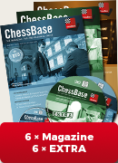 ChessBase Magazin 1 Jahr plus EXTRA