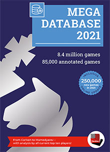 Mega Database 2021 Upgrade von älterer Mega