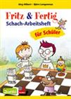 Fritz&Fertig Schach-Arbeitsheft für Schüler
