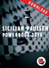 Sicilian Paulsen Powerbook 2016