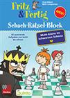 Fritz&Fertig Schach-Rätsel-Block - Matt-Alarm im schwarzen Schloss!