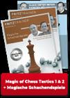 Magische Schachendspiele  +  Magic of Chess Tactics 1&2