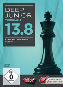 Deep Junior 13.8 mulitprocessor version