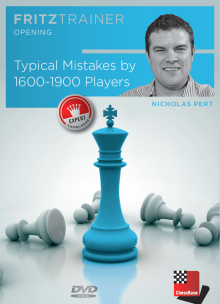 Typical mistakes by 1600-1900 players