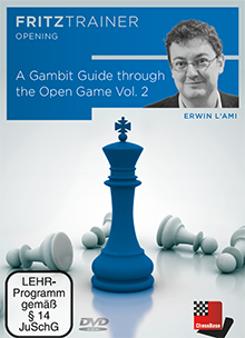 A Gambit Guide through the Open Game Vol.2