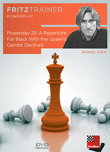 Power Play 23: A Repertoire for black with the Queen's Gambit Declined