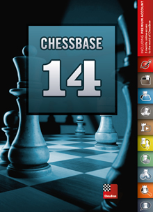 Chessbase 14 Upgrade from version 13 - Version francaise