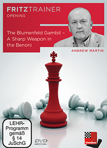 The Blumenfeld Gambit - A sharp weapon in the Benoni