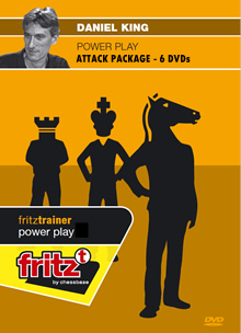 Power Play Attack package - 6 DVDs