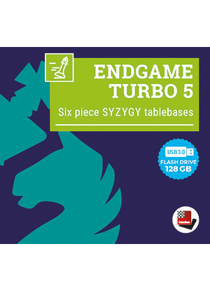 Endgame Turbo 5 USB flash drive