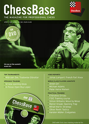 ChessBase Magazine 183