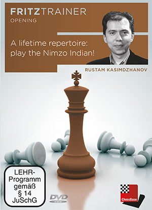 A lifetime repertoire: Play the Nimzo Indian