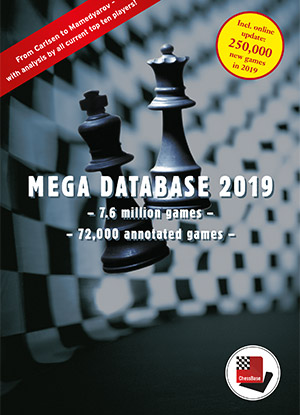 Mega Database 2019 upgrade from Mega 2018