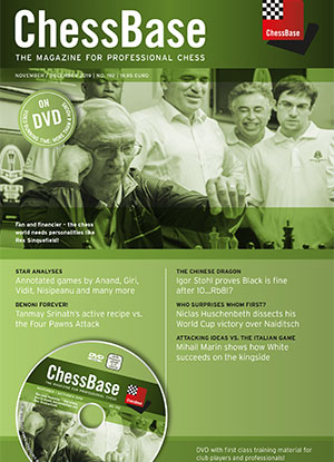 ChessBase Magazine 192