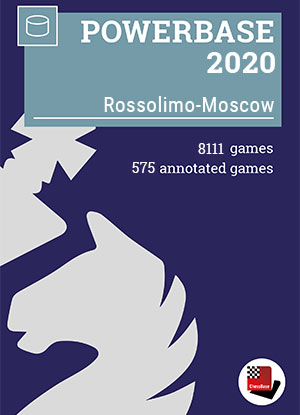 Rossolimo-Moscow Powerbase 2020