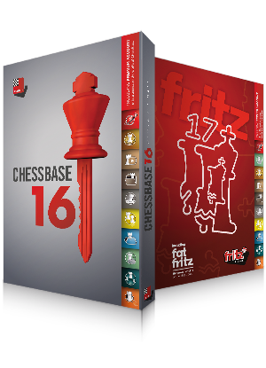ChessBase 16 and Fritz 17