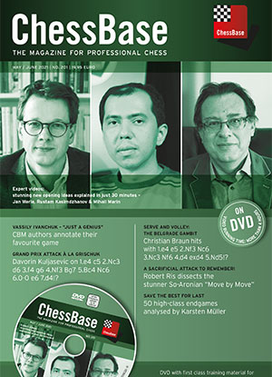 ChessBase Magazine 201