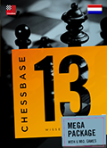 Chessbase 13 Mega Package - Versie Nederlands