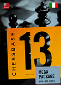 ChessBase 13 Mega Package - Versione italiana