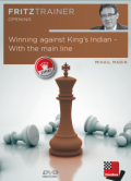 Winning against King's Indian - With the main line