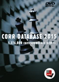 Corr Database 2015 Upgrade