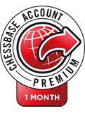 ChessBase Account Premium monthly subscription