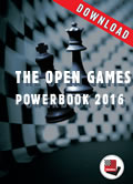 The Open Games Powerbook 2016