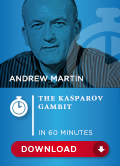 The Kasparov Gambit