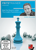 Beat the Queen's Indian: The modern Fianchetto Line