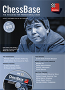 ChessBase Magazine 185