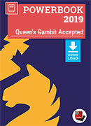 Queen's Gambit Accepted Powerbook 2019