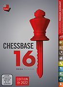 ChessBase 16 - Mega package Edition 2021