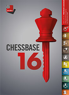 ChessBase 16 - program only