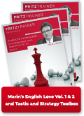 Marin's English Love -Vol. 1, Vol2 and Tactic and Strategy Toolbox