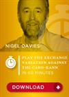 Play the Exchange Variation against the Caro-Kann