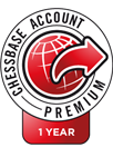 ChessBase Account Premium annual subscription