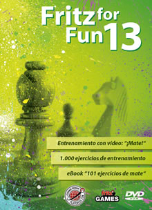 Fritz for Fun 13 - Edición en castellano