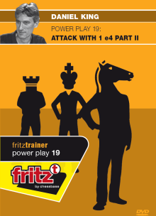 Power Play 19: Attack with 1.e4 - Part II