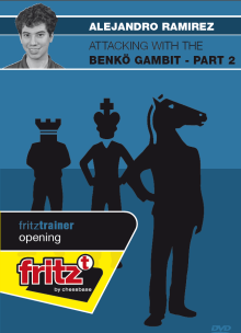Attacking with the Benko Gambit - Part 2