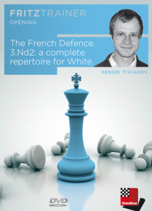 The French Defence 3.Nd2: a complete repertoire for White