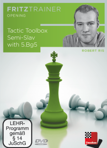 Tactic Toolbox Semi-Slav with 5.Bg5